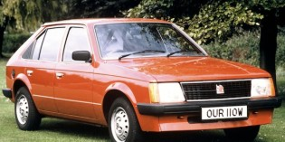 Unsung Heroes : Vauxhall Astra Mk1
