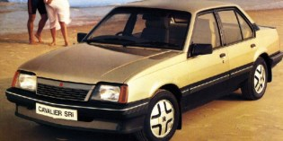 Why we love the… Vauxhall Cavalier SRi