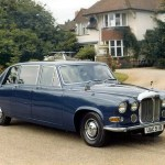 The cars : Daimler DS420 Limousine