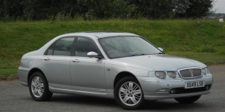 Our Cars : Rover 75 has a hissy fit! – Updated