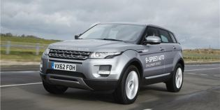 News : Range Rover Evoque gets nine-speeds