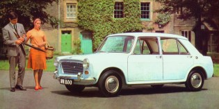 Blog : Happy 50th, Austin 1100