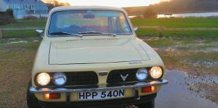 Car of the Month : October 2014 – Alan Crome's Triumph Dolomite