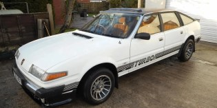 News : Rare SD1 Twin-Turbo unearthed