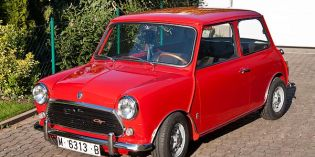 Car of the Month : July 2015 – Matthias Boller's Authi Mini 1275GT
