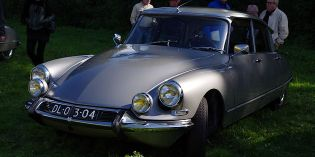 Events : Dutch Citroën A to ZX and Simca/Talbot meeting