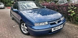 Our Cars : Keith's Calibra – welcome to a new coupe?