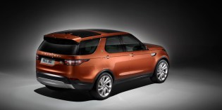 News : Land Rover Discovery 5 breaks cover in Paris
