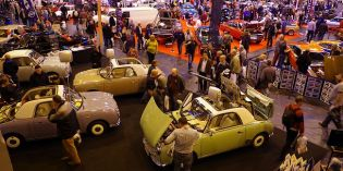 Events : Report – NEC Classic Motor Show 2016