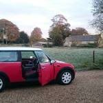 Our Cars : Keith's MINI Cooper – lighting up the way