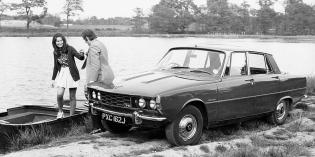 Archive : 50 years ago today – Leyland closes on Rover