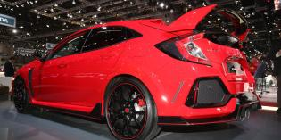 News : Geneva 2017 – Honda Civic Type R's first outing