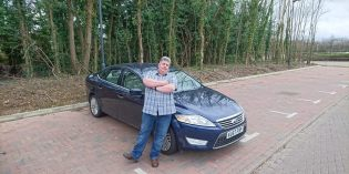 Blog : The Rover reviver becomes Mondeo Man