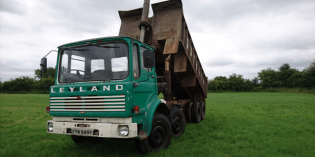 Blog : Wrestling with an Octopus – the Leyland kind
