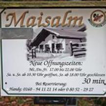 Maisalm