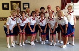 Lake lure cloggers perform at lake lure arts crafts festival for Lake lure arts crafts festival