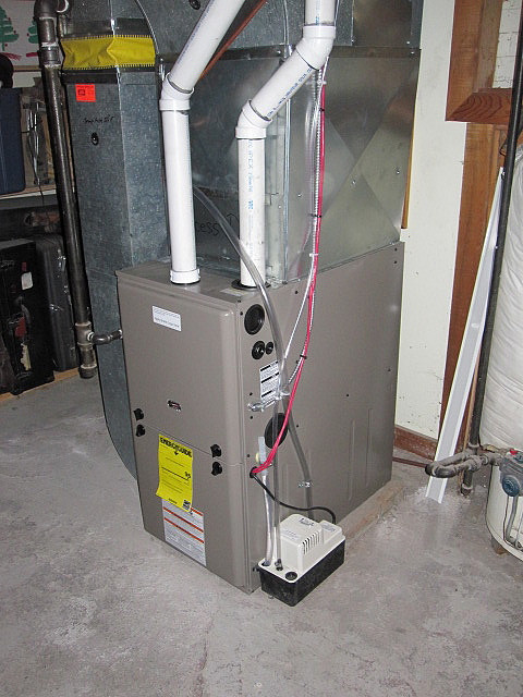 Chicago Furnance Replacement