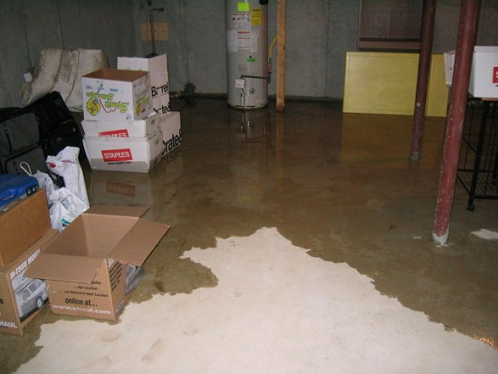 Furnace Flood Recovery