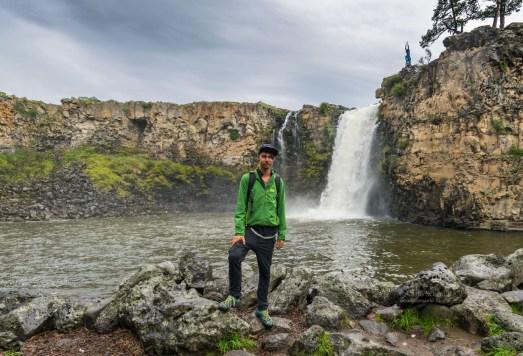 Orchon Wasserfall