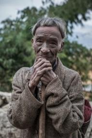 Kopfjäger in Nagaland