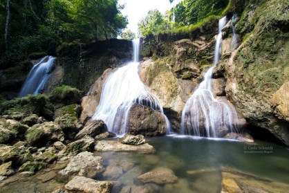 White Surf Waterfalls