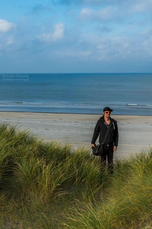 Carlo am Henne Strand