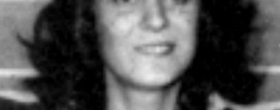 Teresita Scianca, esposade German, también detenida desaparecida.