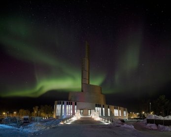 Cathedral of the Northern Lights - Schmidt Hammer Lassen Architects