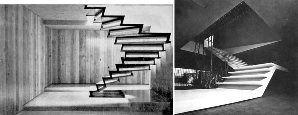 Las Encantadoras Escaleras Mexicanas De La Arquitectura