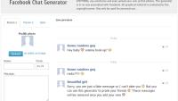 Como criar conversa fake no Facebook online