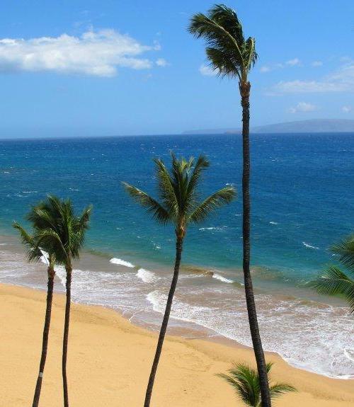 Kama'ole Beach, Maui. Credit: Curt Woodhall, ArrivalsTravel.com