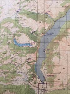 Map 1, photo ARWS