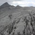 Karstfläche mit Schönfeldspitze