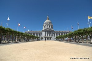 San Francisco's Civic Center the Heart of the City Beautiful Movement