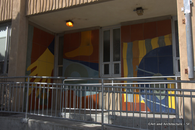 Maxine West Health Center Public Art And Architecture