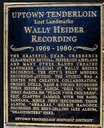 Wally Heider Recording