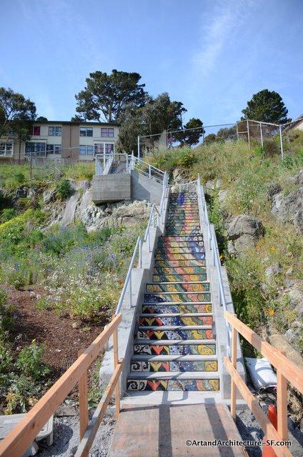Arelious Walker Stairway