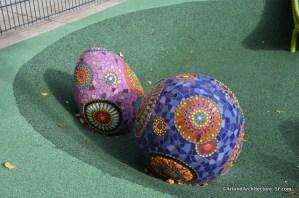 Playground Mosaics