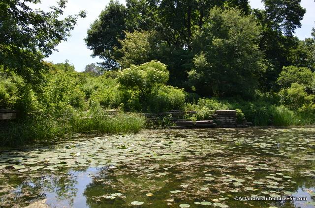 Prairie River Alfred Caldwell