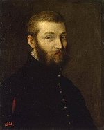 portrait of Paolo Veronese