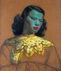 Vladimir Tretchikoff, Chinese Girl