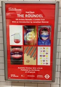 Roundel underground