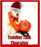 Toddler Talk Thursday- Happy Holidays!