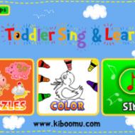 Kiboomu Toddler Sing & Learn App- Review and Giveaway (3 Winners)- Closed