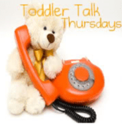 Toddler Talk Thursday | We Will See You in January