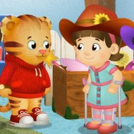 A New Friend Visits Daniel Tiger's Neighborhood