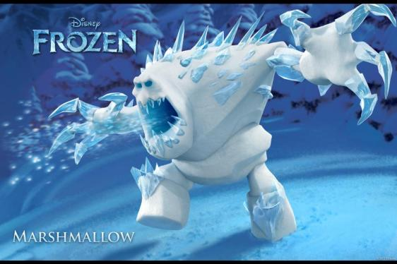Disney Frozen Review #DisneyFrozen #Marshmallow