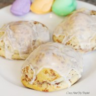 Peeps in a Blanket | Easter Breakfast Rolls