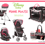 Disney Baby Minnie Mouse WishList