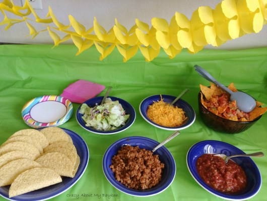 Fiesta for Families Simple Service Project